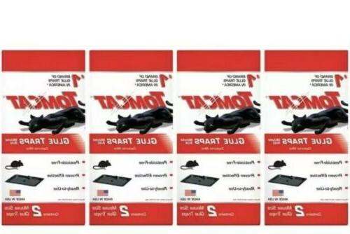 NEW Lot Of TomCat Glue Mouse Size