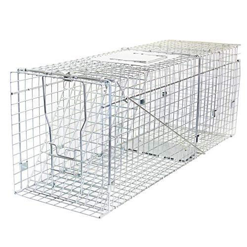 one door live animal cage