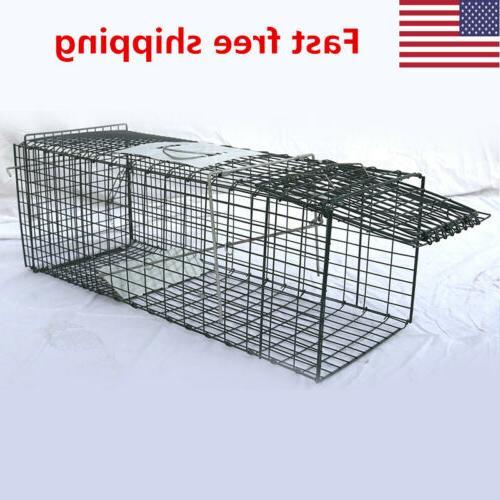 pet rat trap cage small live animal