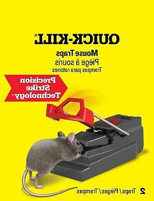 Victor Quick Mouse Trap Easy mouse