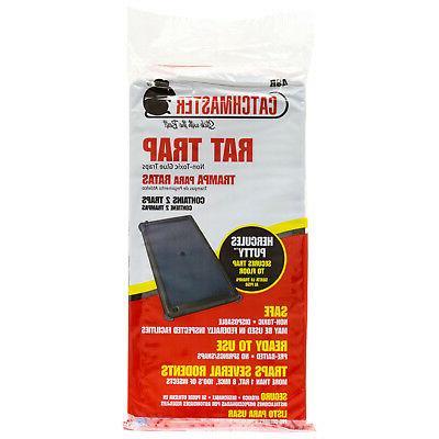 rat glue boards tray