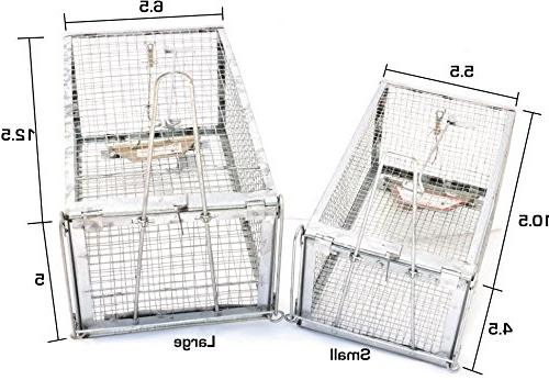 TheAtomicBarbie Trap Small Animal Cage
