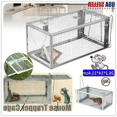 rat trap cage small live animal pest