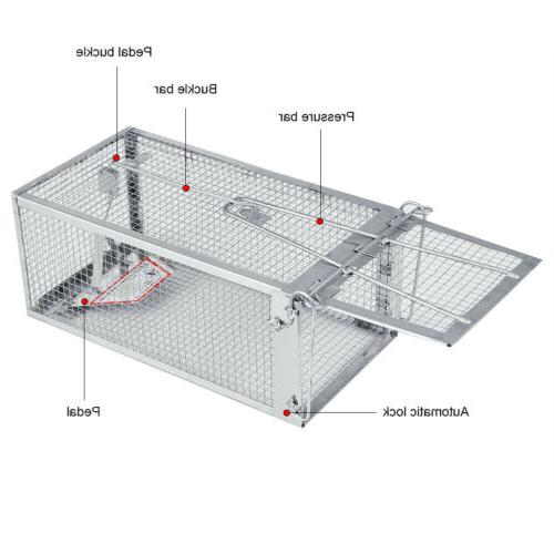 Rat Live Animal Mouse Control Hunting Trap
