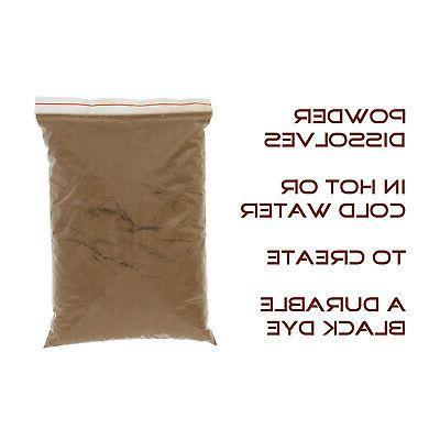 RC Dye – 2 Pound Black Logwood for Trapping Bag Set