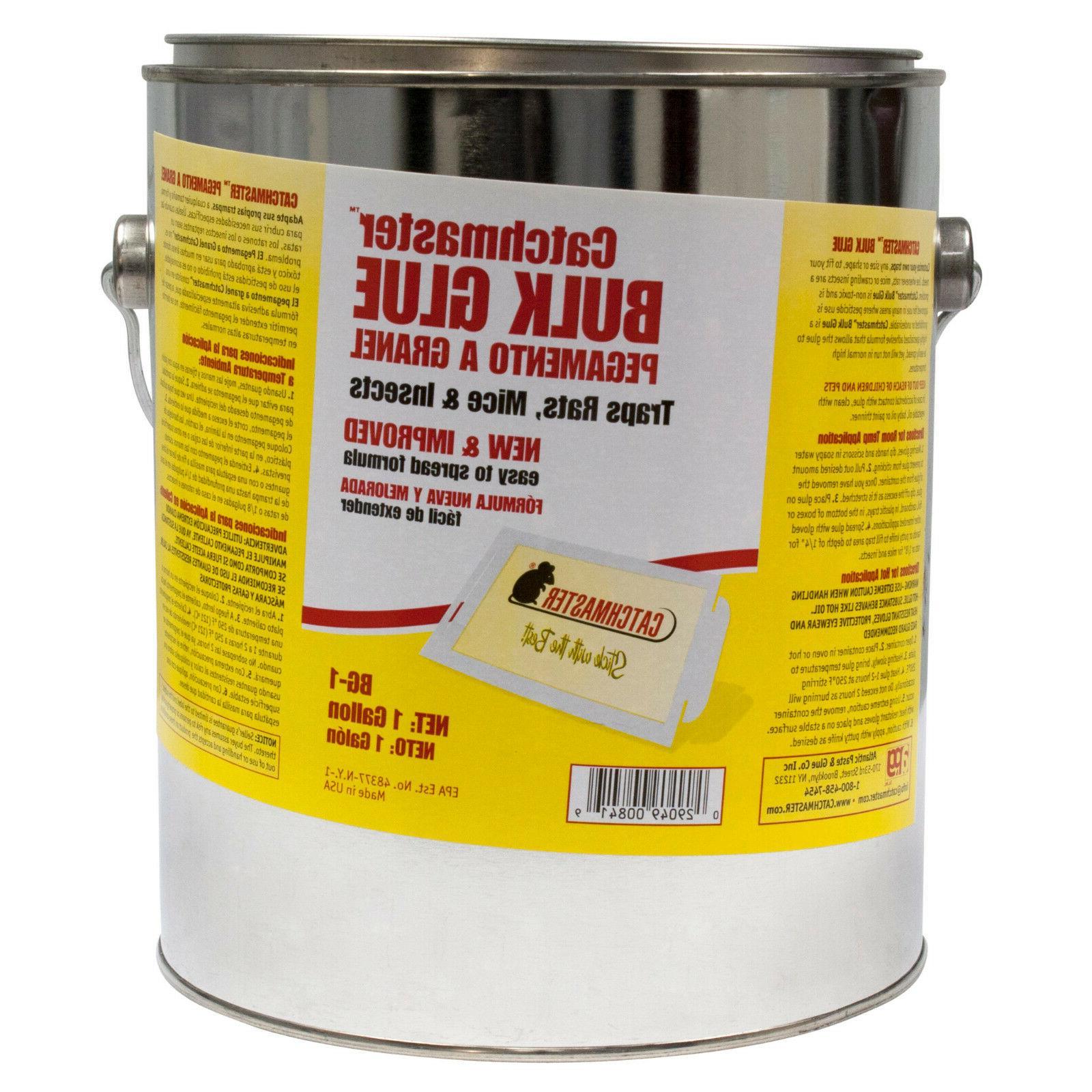 rodent trap glue