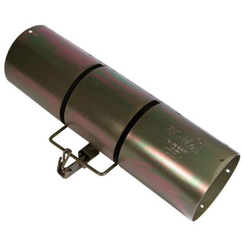 rust resistant wcs tube trap for squirrel