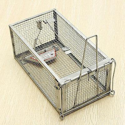 Sensetive Rodent Control Catch Rat Squirrel Cage Mouse Live
