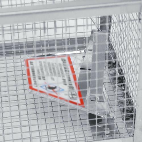 Rat Cage Live Mouse Control Trap
