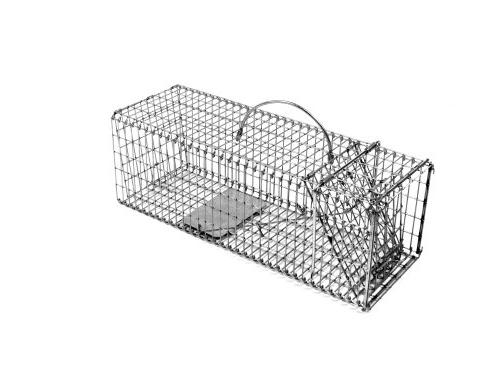 series collapsible trap