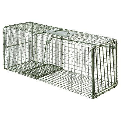 single door heavy duty wildlife cage x