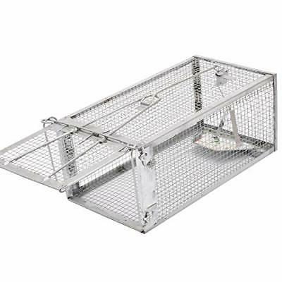 Animal Trap For Indoor Outdoor Catch And Release Live Cage R