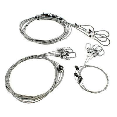 survival snares trapping supplies 12 pk wire