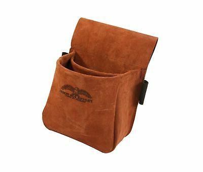 Protektor Model Trap/Skeet Shooters Bag Suede Leather