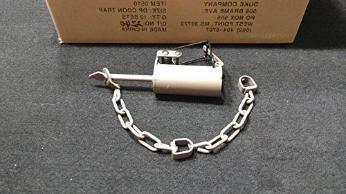 traps 0510 powder coated dog