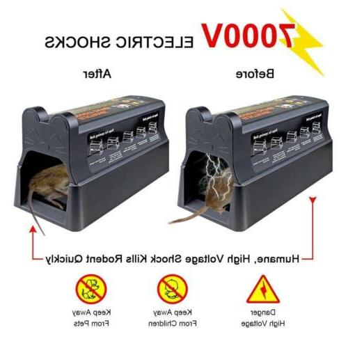 Electronic Mouse Rodent Pest Killer electric