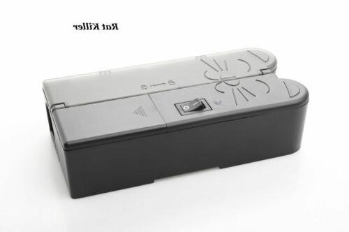 us plug electronic mouse rat trap electric