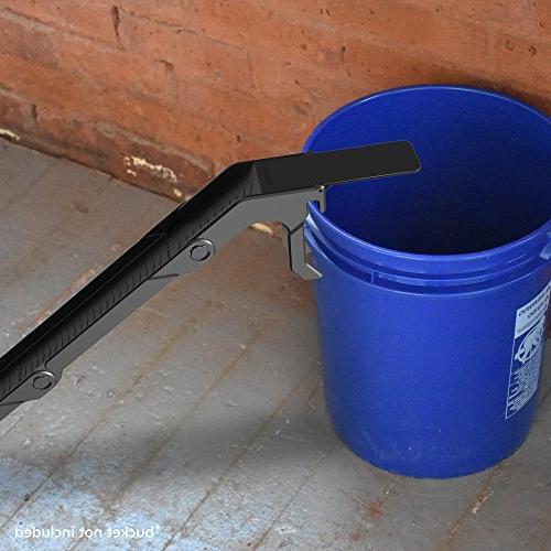 Hoont Walk the Plank Bucket 2 Ramps - Grade Killer, for Indoor Mice Trap & Poison