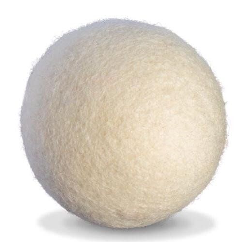 Wool Dryer Pack Natural Organic