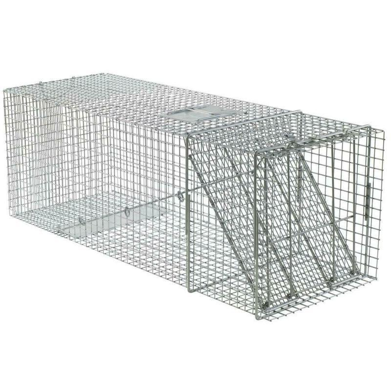 X Large 1 Professional Cage Trap Racoon Opossum
