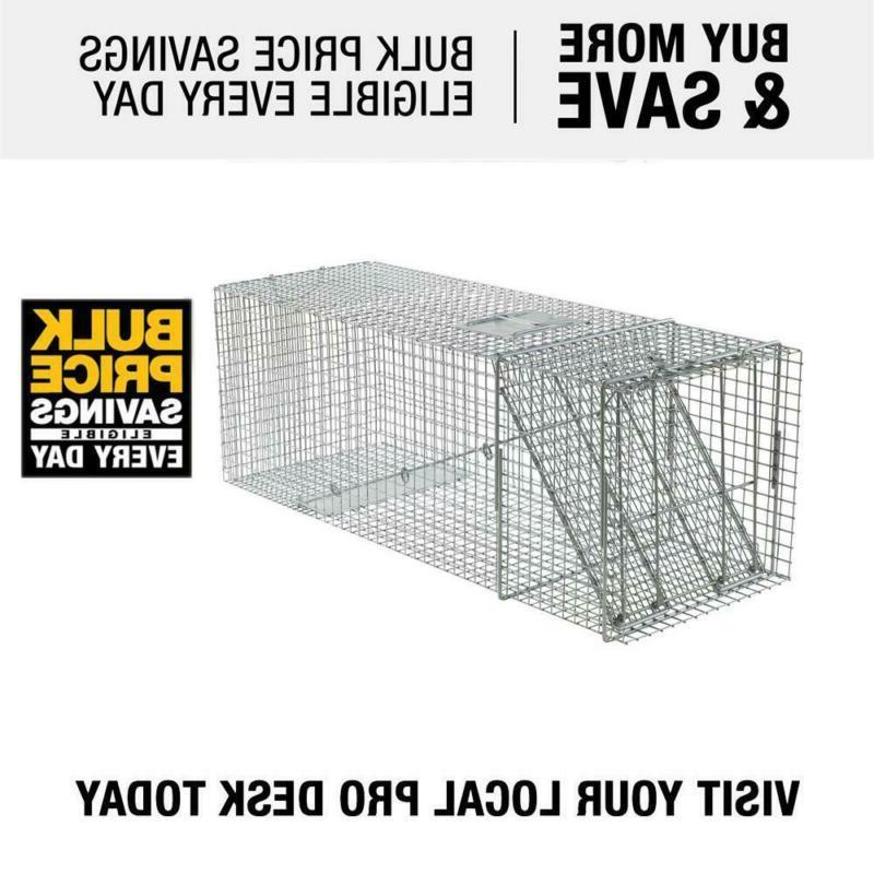 X Door Professional Live Cage Trap