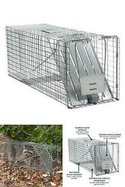 Havahart Large 1-Door Animal Trap - 32-Inch raccoons, stray