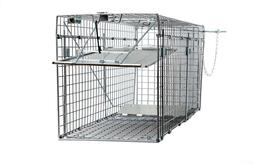 Large 1 Door Collapsible Catch Release Heavy Duty Cage Live