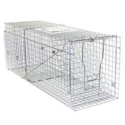 "Twinkle Star Live Animal Cage Trap 32"" x 11"" x 12.5"" Catch R"