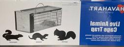 Havahart Live Animal Cage Trap / New