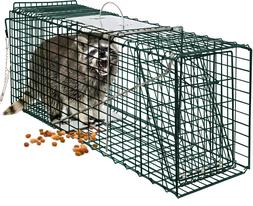 OxGord Humane Pest and Rodent Control Live Animal Trap - 24""