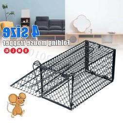 Live Humane Cage Mouse Trap Rat Rodent Hamster Catch Bait Hu