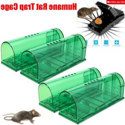 Lot Mouse Rat Trap Cage Animal Pest Rodent Mice Bait Catch C