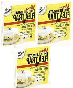 Victor M231 Ultimate Flea Trap Refills -  9 total refills