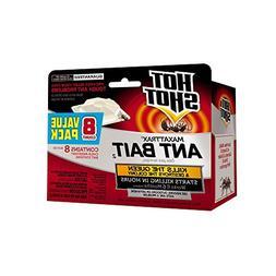 Hot Shot MaxAttrax Ant Bait Value Pack, 8 ea