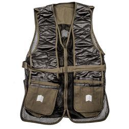 Men's SHOOTING VEST Sporting Clay Trap Skeet Pigeon- Size M,