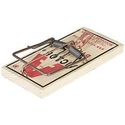 Victor Metal Pedal Rat Trap - 1 Trap M201 - Wood Rat Trap