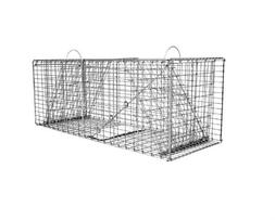 Tomahawk Model 208 Collapsible Trap with Two Trap Doors Fox,