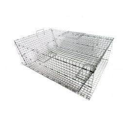 Tomahawk Live Trap Model 504.5 - Extra Large, Collapsible Pi