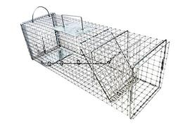 Model 606F - Tomahawk Flush Mount Cat Trap with Easy Release