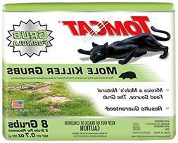 Tomcat 0372410 Mole Killer-Grub Bait , 1 Pack (8