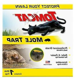 Tomcat Mole Trap - Kill Moles Without Drawing Blood to Prote
