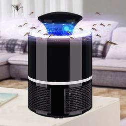 Bug Zapper Trap Home Mosquito Killer Lamp Light USB Powered