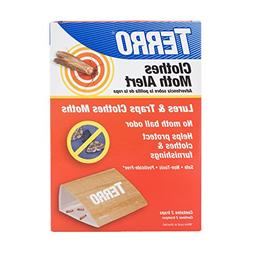 TERRO Clothes Moth Alert Traps - T720