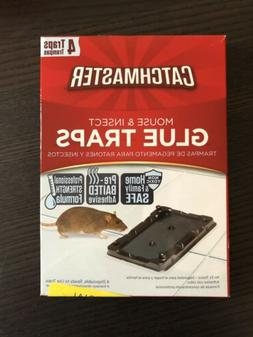 Catchmaster Mouse And Insect Glue Traps 4 Traps