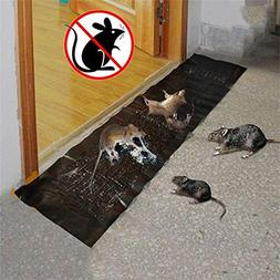 Vovomay 2PCS 120x28cm Big Size Mouse Rodent Glue Board Super