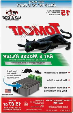 Tomcat Mouse Killer Rats Mice Rat Bait Station Rodent Poison