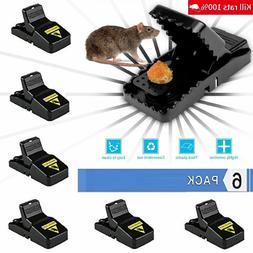 Mouse Trap Rat Mice Rodent Killer Mouse Catcher Snap Traps R