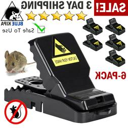 Mouse Traps Rat Mice Squirrel Killer Snap Trap Power Rodent