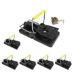 Buyplus Mouse Traps - Snap Mouse Trap, Mice Trap, Metal Clip