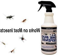 Exterminators Choice All-N-One Bug Defense Natural Spray, Ro